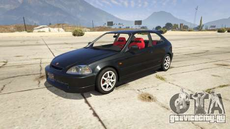 Honda Civic Type-R EK9 для GTA 5