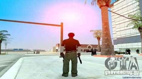 Timecyc & Colormod для GTA San Andreas