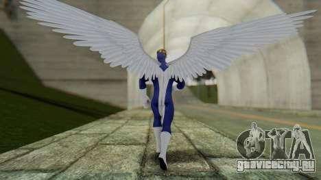 Marvel Heroes - Angel для GTA San Andreas третий скриншот