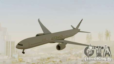 Boeing 777-9x Etihad Airways для GTA San Andreas