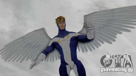 Marvel Heroes - Angel для GTA San Andreas