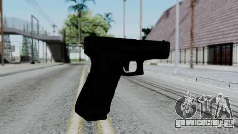Glock 18 для GTA San Andreas второй скриншот