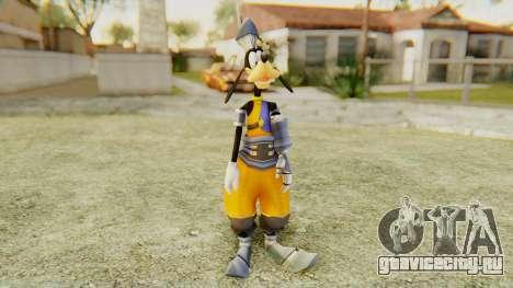 Kingdom Hearts 1 Goofy Disney Castle для GTA San Andreas второй скриншот