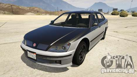 GTA 4 Lokus для GTA 5