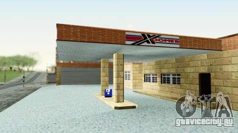 HD Doherty Garage для GTA San Andreas второй скриншот