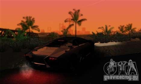 EnbUltraRealism v1.3.3 для GTA San Andreas четвёртый скриншот