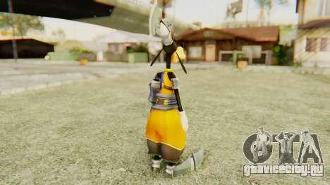 Kingdom Hearts 1 Goofy Disney Castle для GTA San Andreas третий скриншот