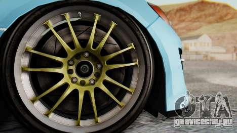 Mazda RX-8 Itasha для GTA San Andreas вид сзади