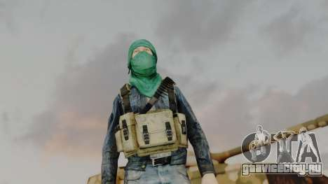 Somalia Militia для GTA San Andreas