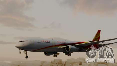 Boeing 767-300ER Hainan Airlines для GTA San Andreas