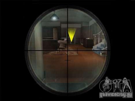 Набор русского оружия для GTA San Andreas десятый скриншот