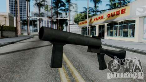 Vice City Beta Grenade Launcher для GTA San Andreas