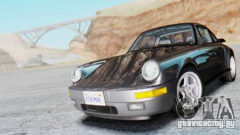 RUF CTR Yellowbird 1987 v1.1 Another Edition для GTA San Andreas