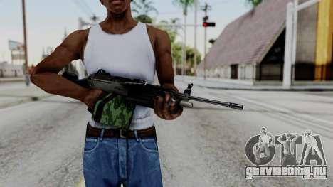MG4 для GTA San Andreas третий скриншот