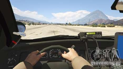 NYPD Ford CVPI HD для GTA 5