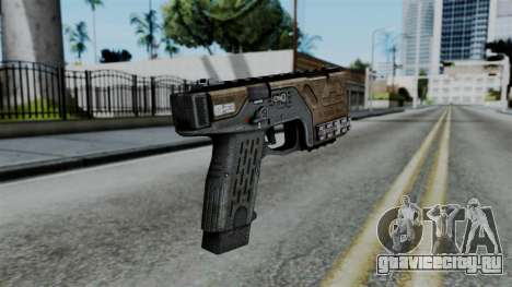 CoD Black Ops 2 - KAP-40 для GTA San Andreas второй скриншот