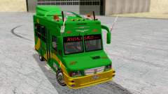 Iveco Turbo Daily Buseton v2 Flota Rionegro для GTA San Andreas