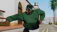 New Fam1 для GTA San Andreas