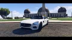 Mercedes-Benz AMG GT 2016 для GTA 5