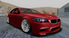 BMW M5 2012 Stance Edition