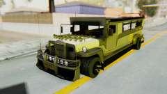 LGS Motors Eggtype Jeepney
