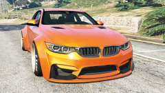 BMW M4 (F82) [LibertyWalk] v1.1