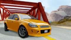 GTA 5 Declasse Premier Coupe