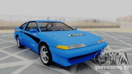 Uranus F&F3 RX-7 West PJ для GTA San Andreas