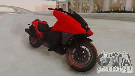 GTA 5 Dinka Vindicator IVF для GTA San Andreas