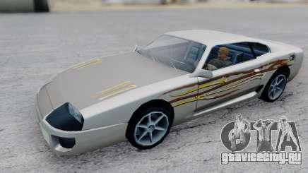 Jester F&F4 RX-7 PJ для GTA San Andreas