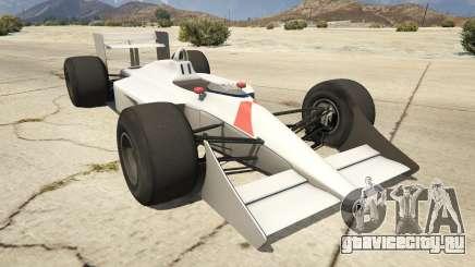 McLaren MP 44 для GTA 5