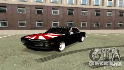 BMW 3.0 CSL JDM Style для GTA San Andreas