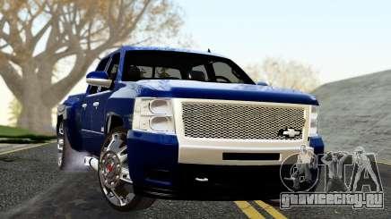 Chevrolet Cheyenne 2012 Dually для GTA San Andreas