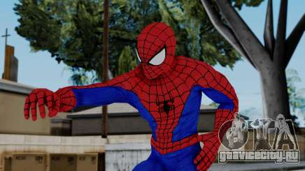 Marvel Heroes - Amazing Spider-Man для GTA San Andreas