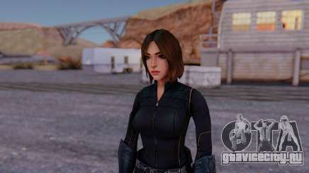 Marvel Future Fight - Daisy Johnson (Quake AOS3) для GTA San Andreas