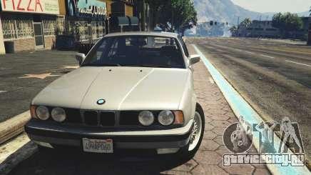 BMW 535i E34 v1.1 для GTA 5