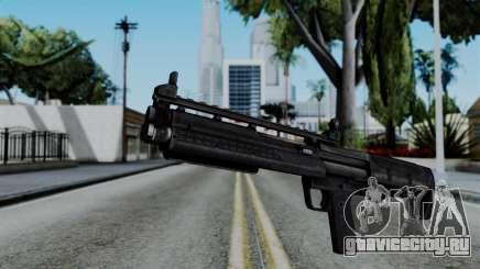 CoD Black Ops 2 - KSG для GTA San Andreas