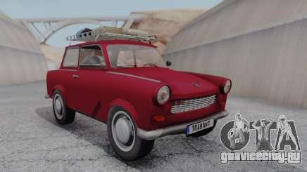 Trabant 601 для GTA San Andreas