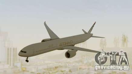 Boeing 777-9x Etihad Airways для GTA San Andreas