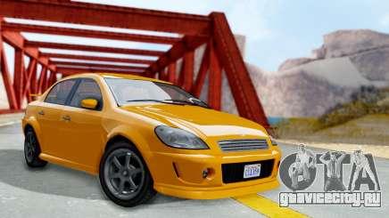 GTA 5 Declasse Premier Coupe для GTA San Andreas