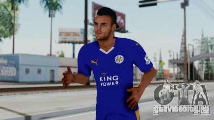 Jamie Vardy - Leicester City 2015-16 для GTA San Andreas