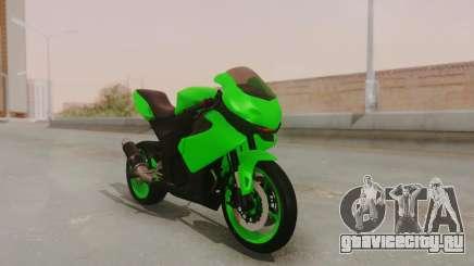 Bajaj Pulsar 200FS для GTA San Andreas