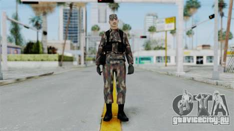 MH x Hungarian Army Skin для GTA San Andreas второй скриншот