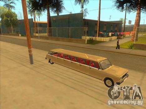 VAZ 2104 13-door для GTA San Andreas