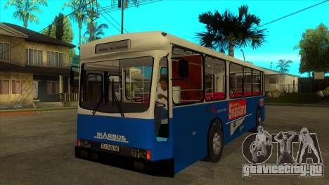 Ikarbus - Subotica trans для GTA San Andreas