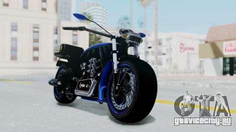 Turbike 4.0 для GTA San Andreas