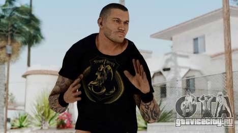 WWE Randy 1 для GTA San Andreas