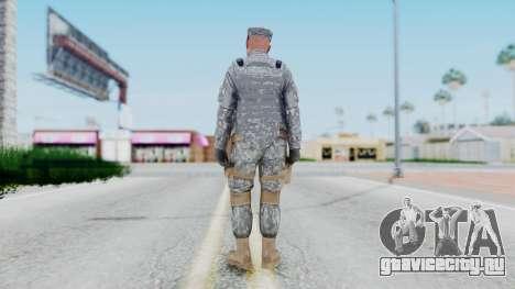 GTA 5 US Marine для GTA San Andreas третий скриншот