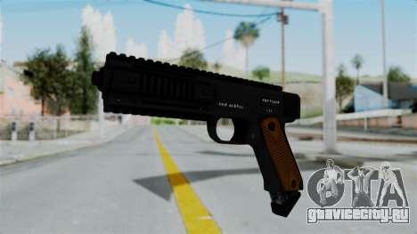 GTA 5 AP Pistol для GTA San Andreas