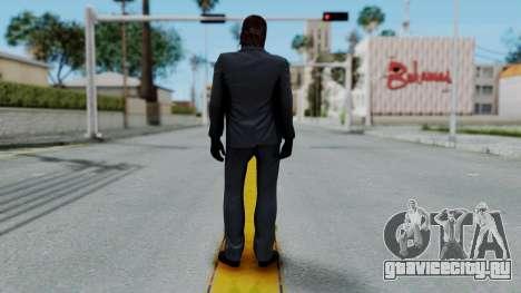 John Wich without Glasses - Payday 2 для GTA San Andreas второй скриншот